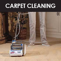 Keep your carpets looking beautiful with HOST, the dry, easy way to clean carpets!