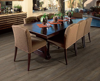 Conogleum's SmartLock locking system offers easy installation. Come by Floors & More Abbey Flooring today to learn more!